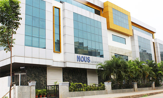 Nous Corporate Office